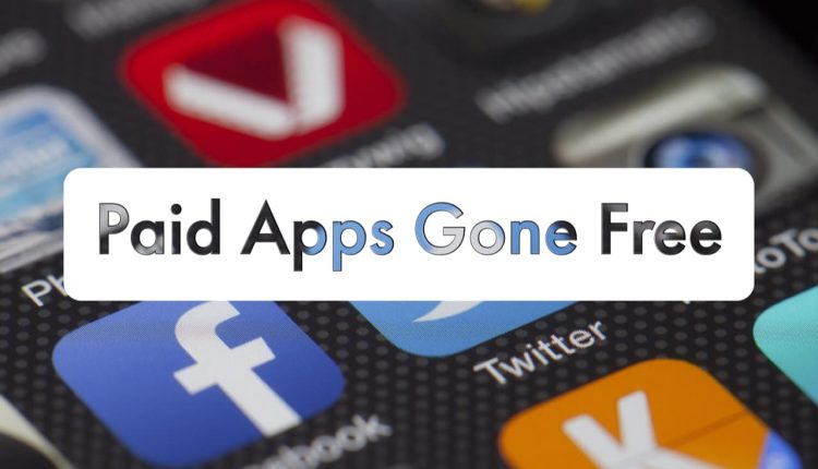 Paid iPhone & iPad Apps Gone Free Today