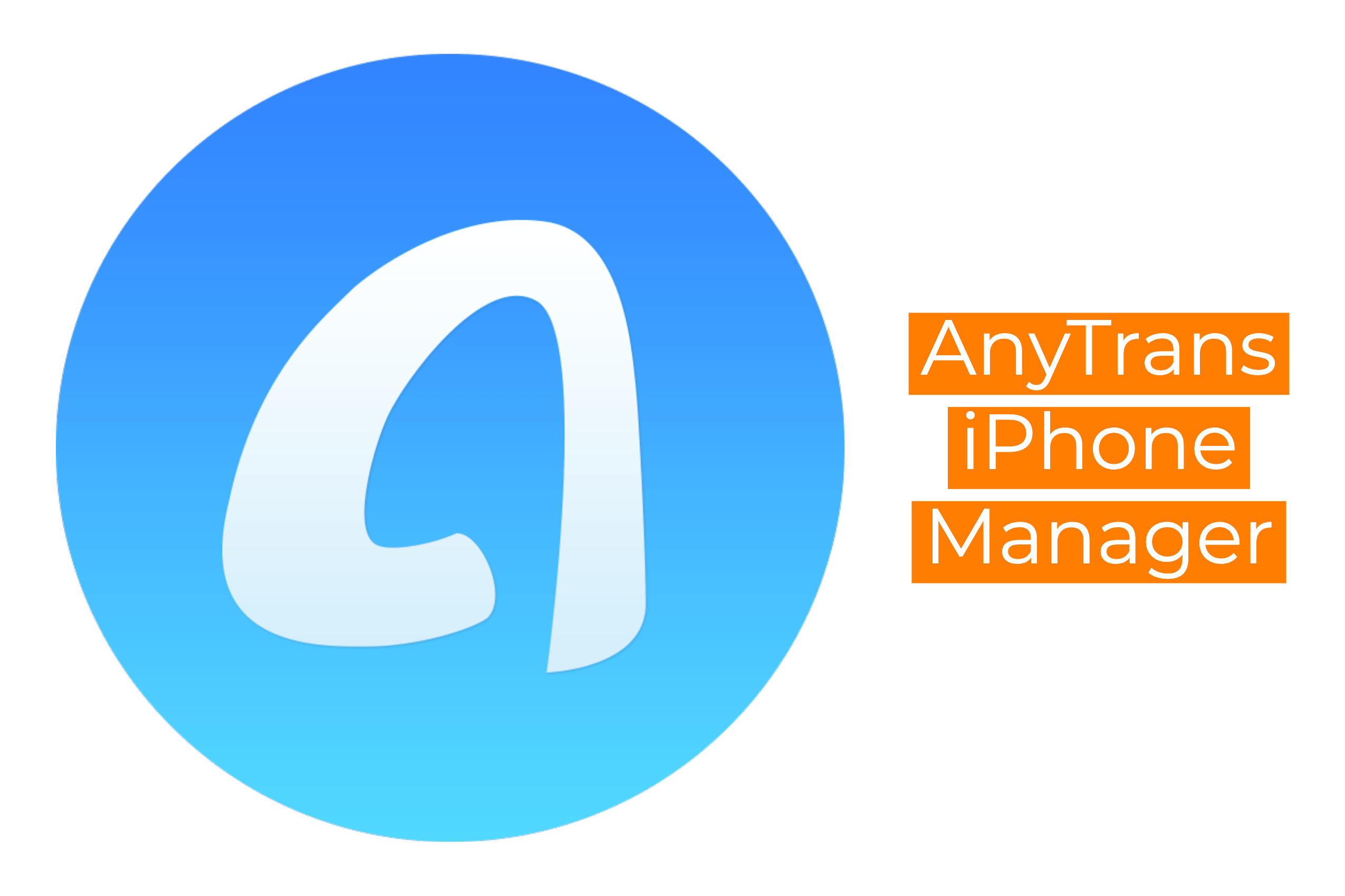 Anytrans iPhone Manager