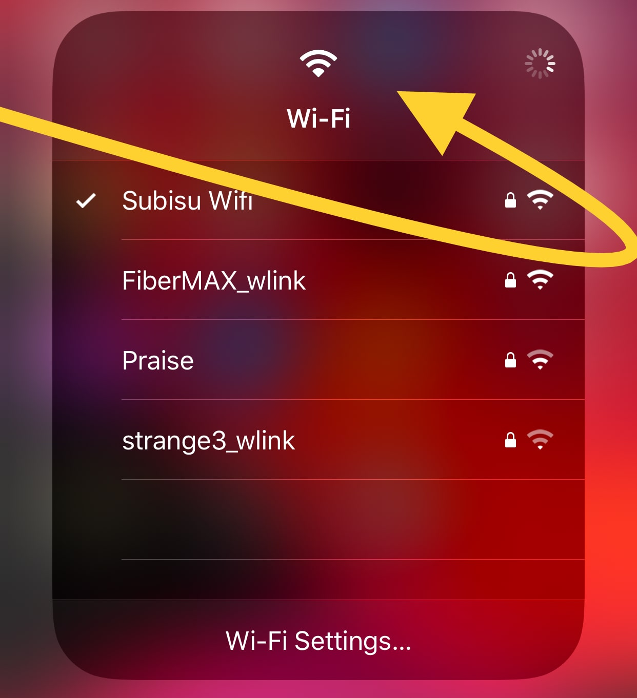 How To Access WiFi & Bluetooth List With iOS 13 Control Center