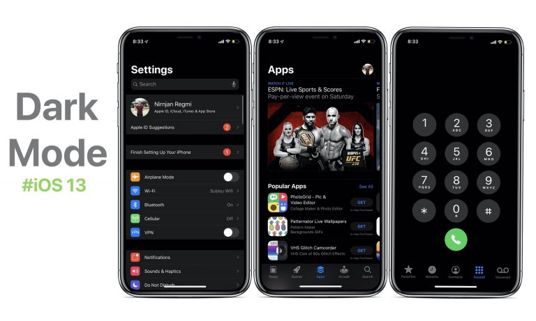 How to Enable or Disable Dark Mode in iOS 14 and iPadOS 14