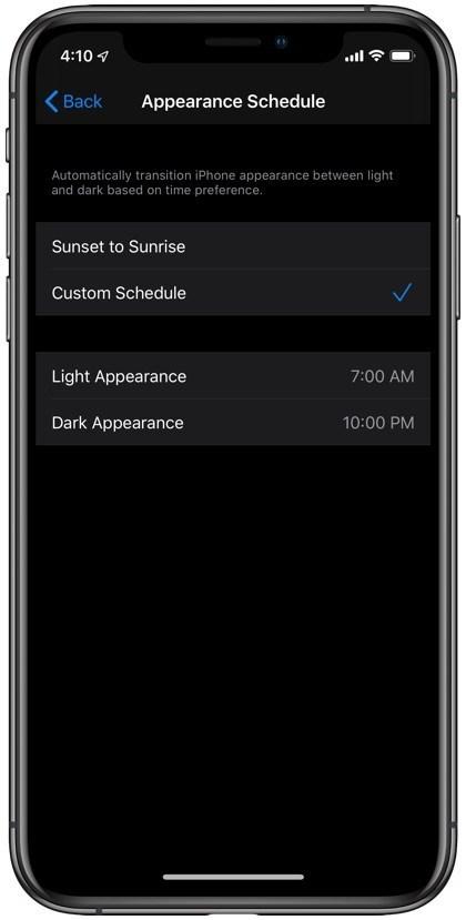 iOS-13-dark-mode-settings