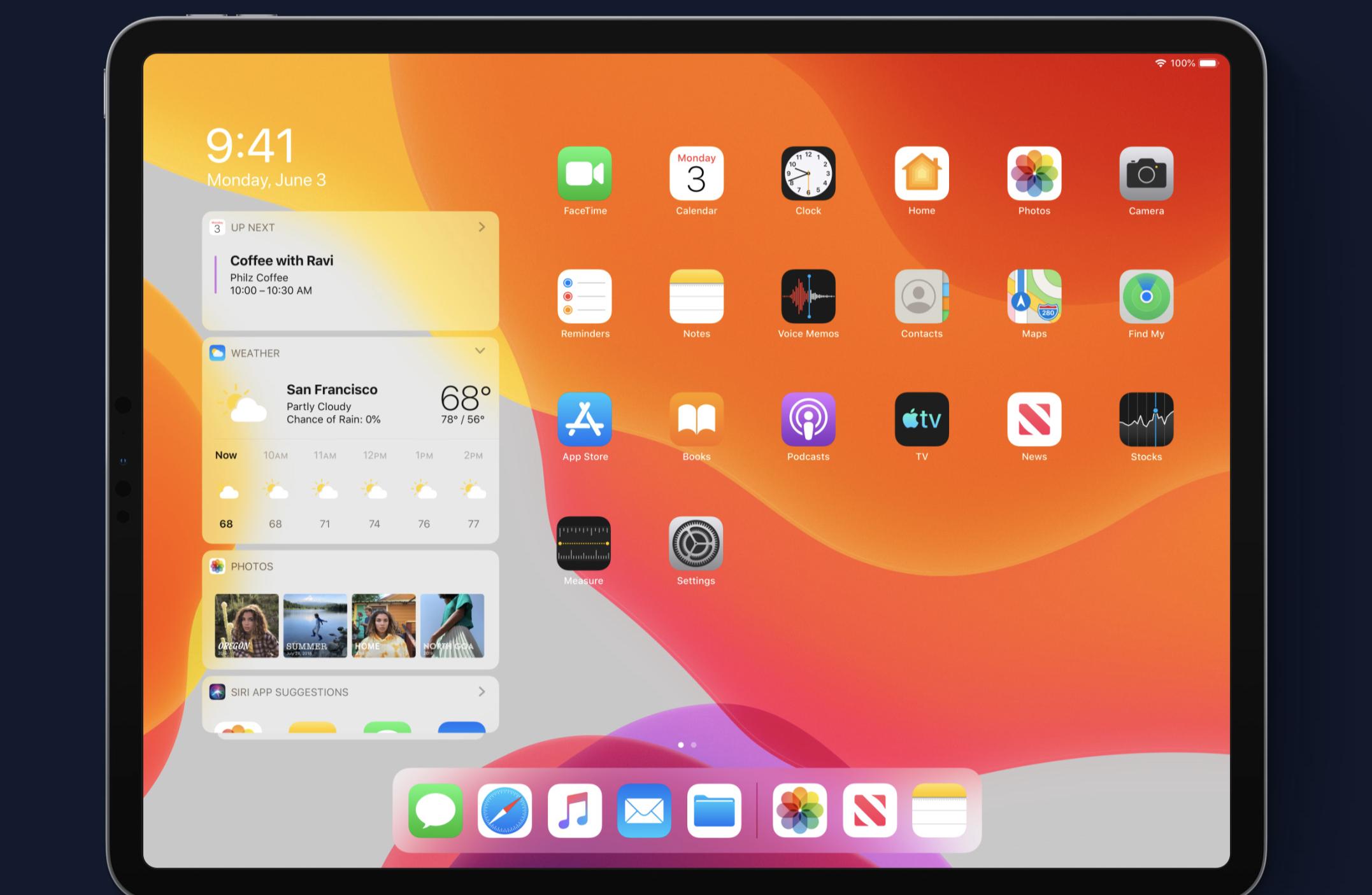 iPadOS 13 beta 2 ipsw file download