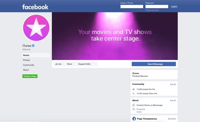 itunes-remove-from-the-facebook-instagram-page