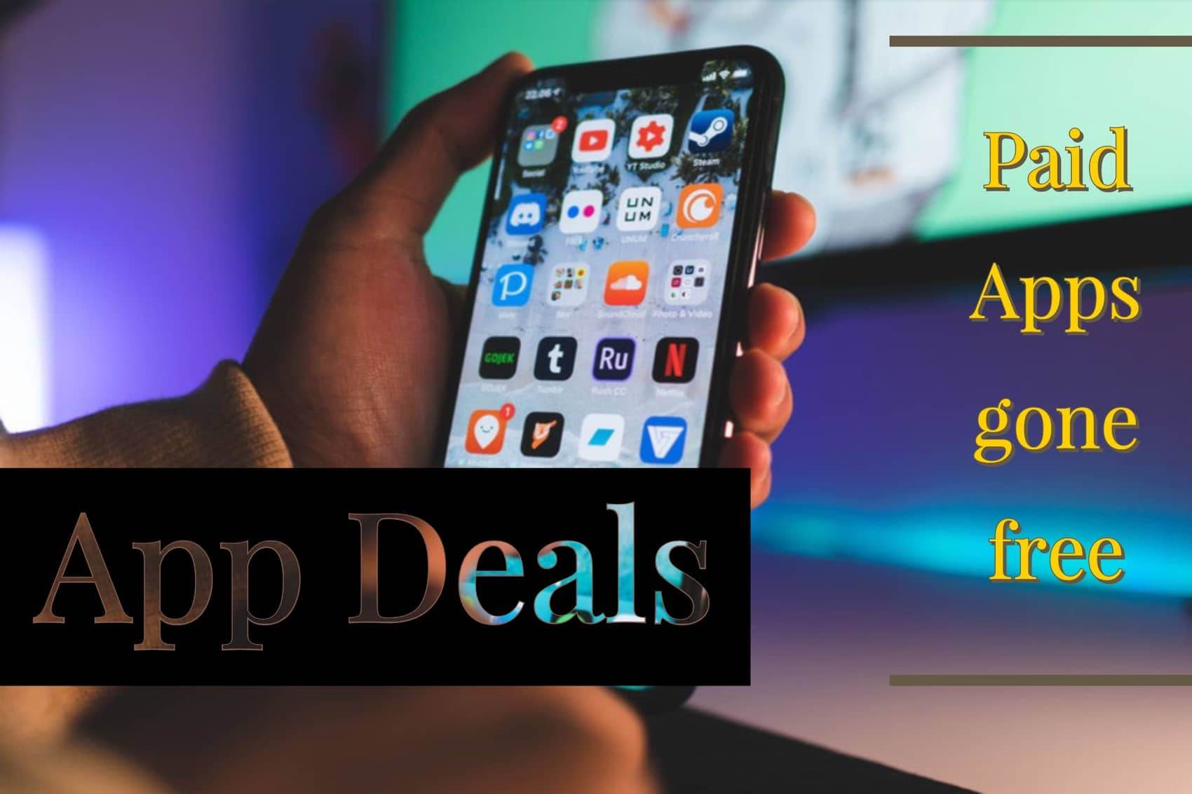 7 Paid iPhone & iPad Apps Gone Free Today [July 18]