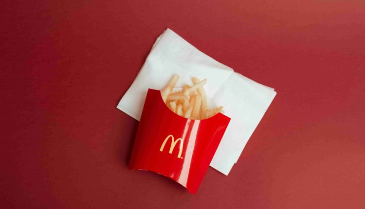 apple pay french fries
