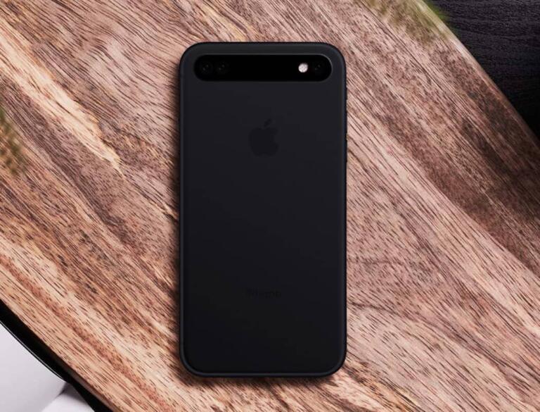 2019 iPhone 11 Triple-Camera Horizontal Concept Looks Amazing