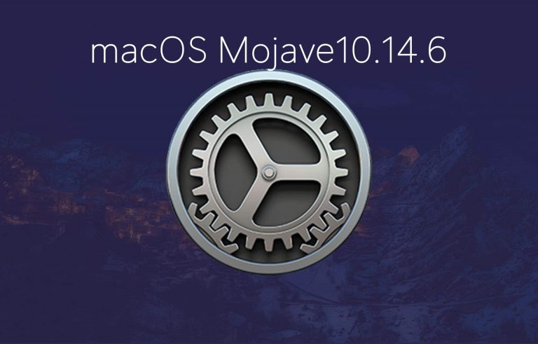 Apple release macOS Mojave10.14.6 update before release of macOS Catalina