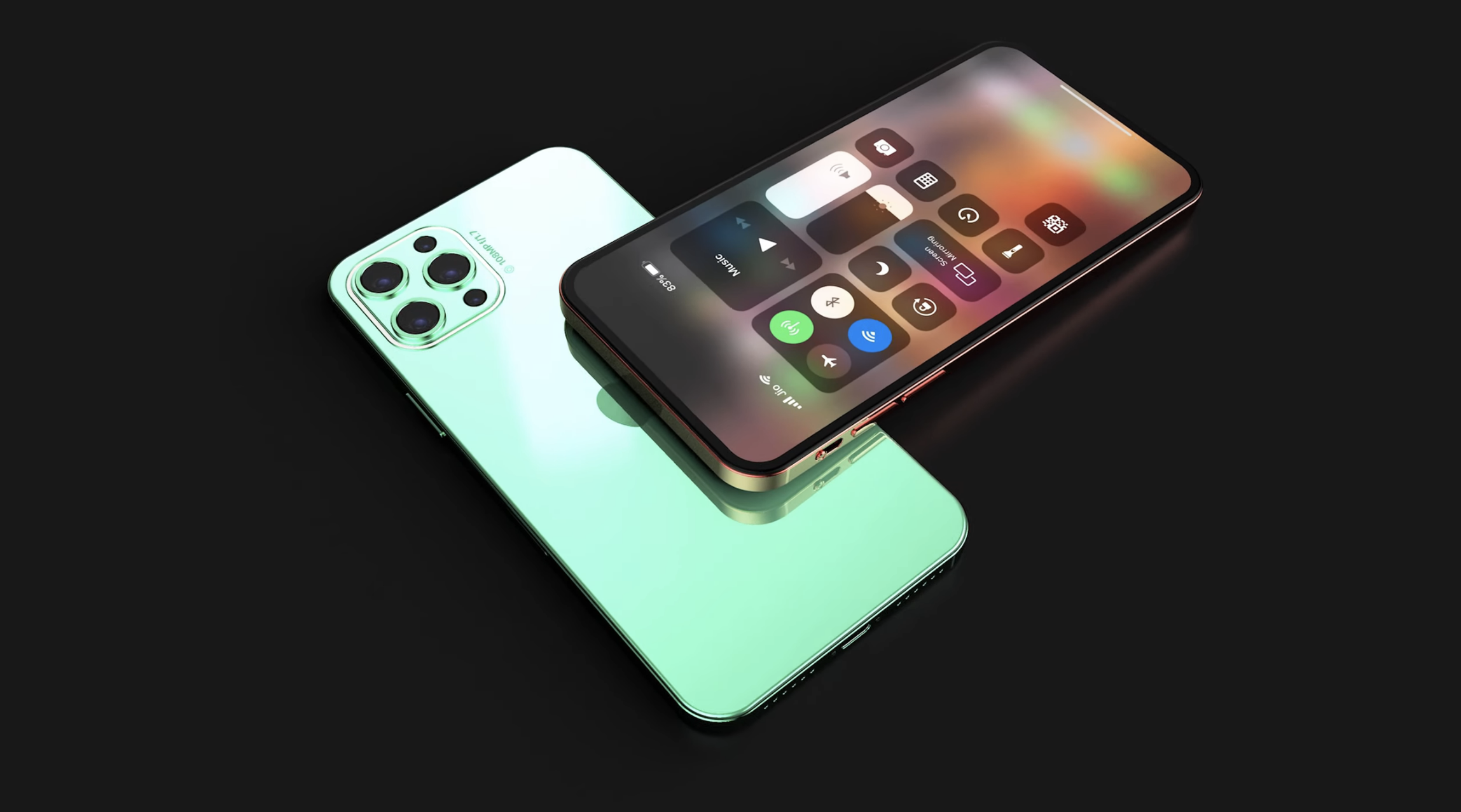 Would this be 2020 iPhone 12 ? Concept Video