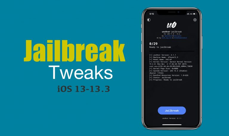 Best 41 Jailbreak Tweaks for iOS 13 with iPhone 11/Pro Max support