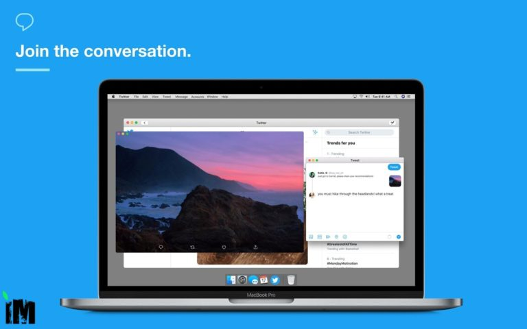 Twitter app for MacOS Get Updated With Timeline Streaming Support [Download Now]