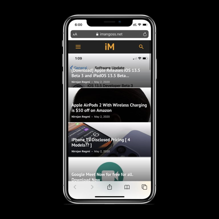 How to quickly Scroll down Page on iPhone and iPad [Tips]