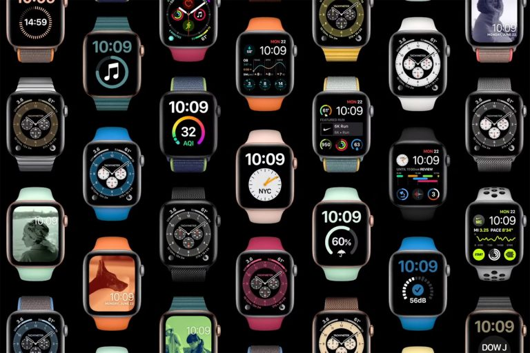 Compatible Apple Watches that Supports new WatchOS 7
