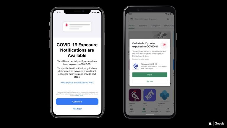 Apple Releases iOS 13.7 and iPadOS 13.7 with Exposure Notifications Express