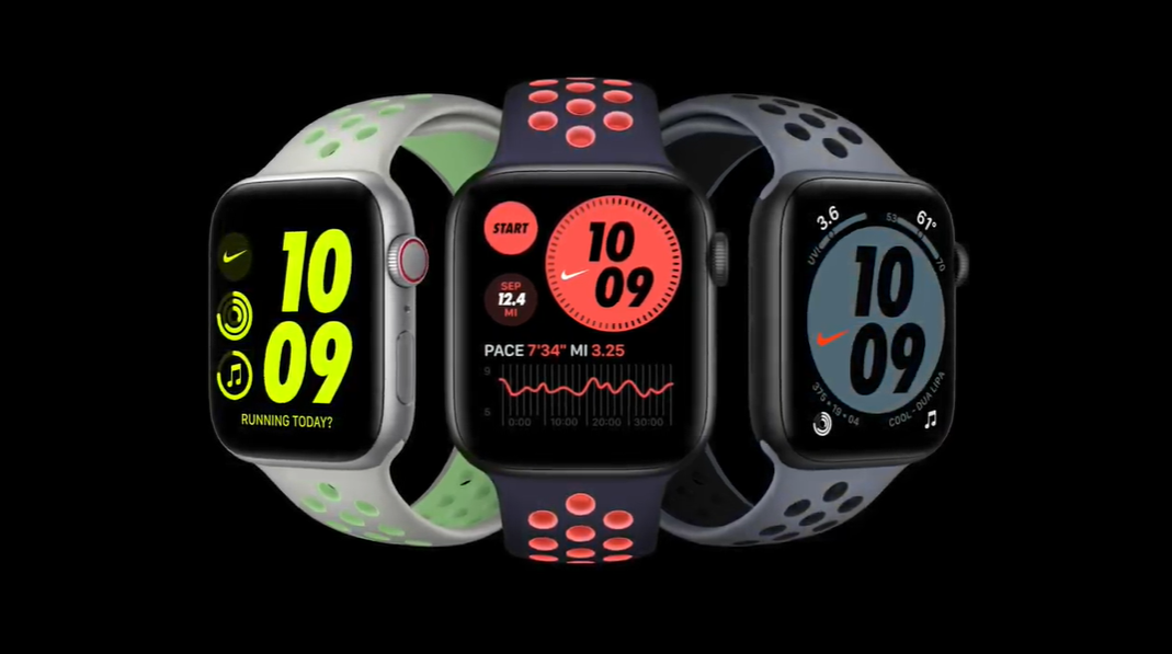 Apple Unveils new 2020 Apple Watch Series 6 and Apple Watch SE