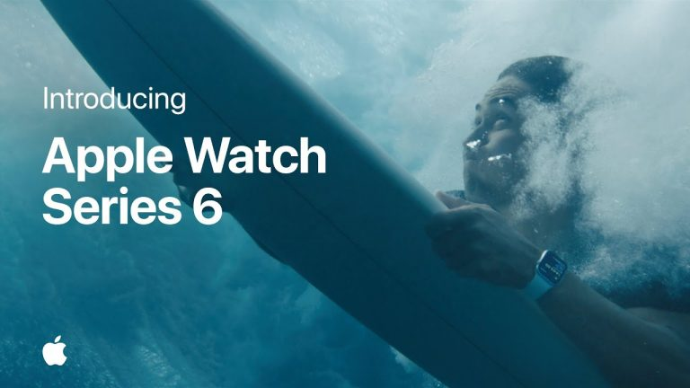 After watching New Apple Watch Series 6 Video, You will definitely buy it !