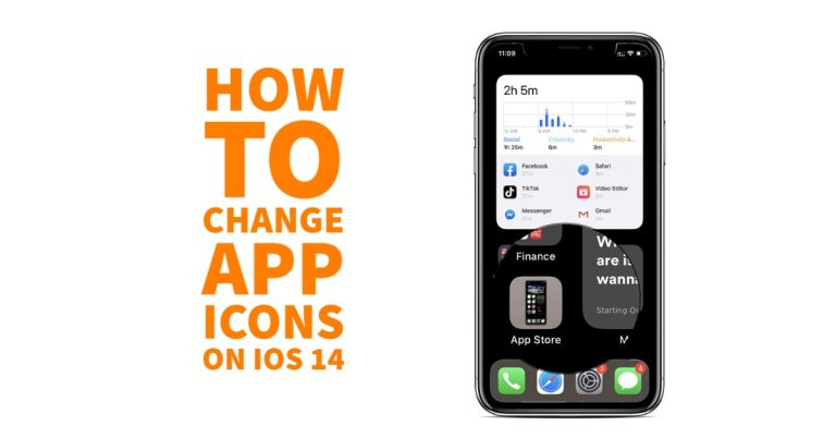 How To Change App Icons on iPhone with this simple trick